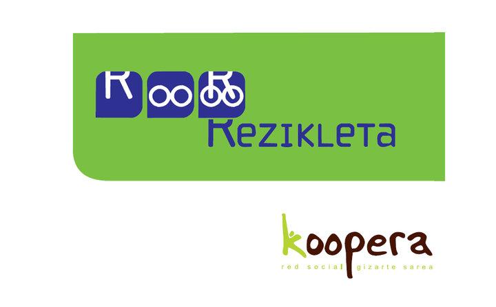 Logo rezicleta